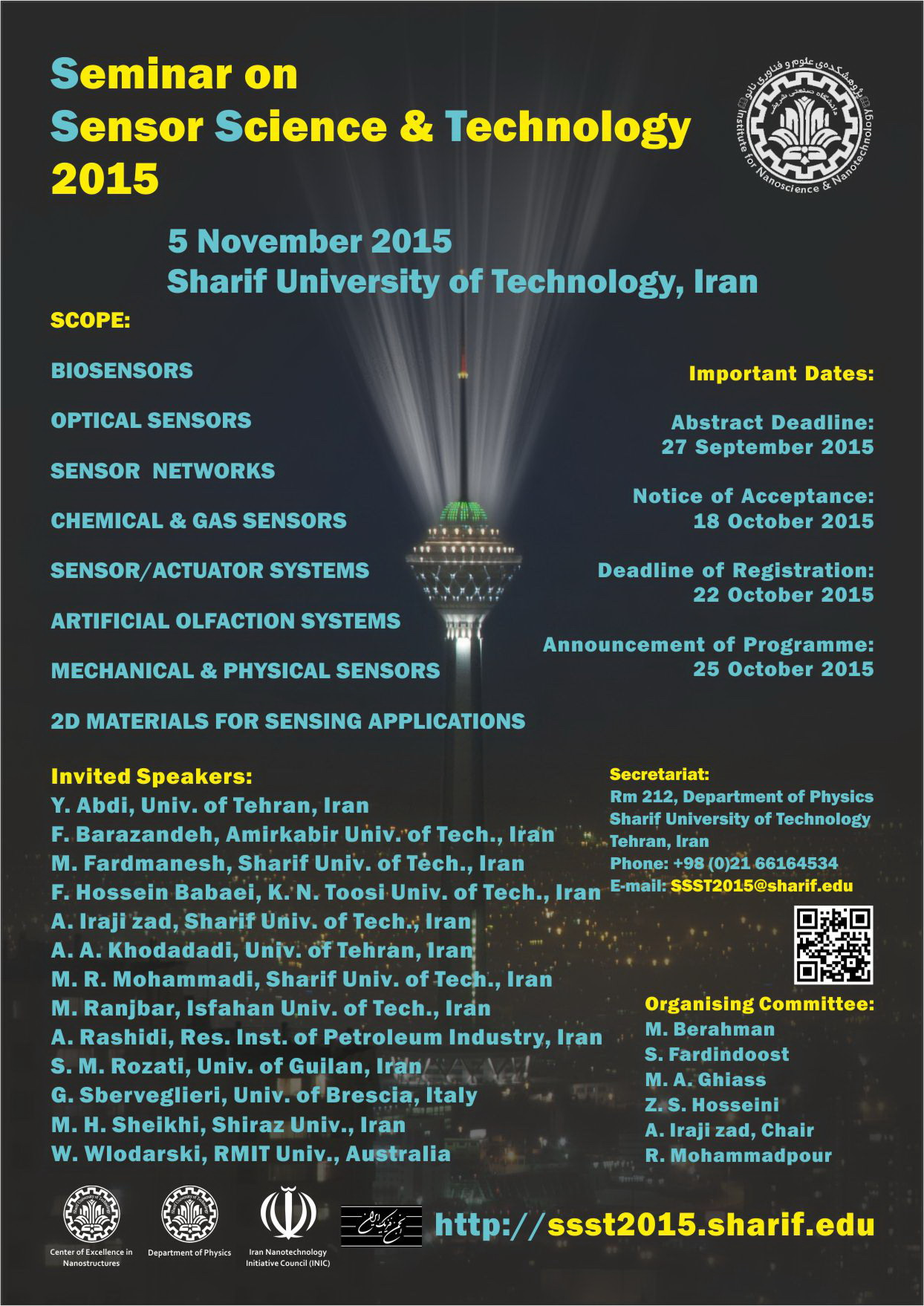 seminar-on-sensor-science-and-technology-2015
